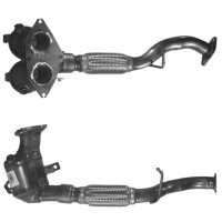 ALFA ROMEO 147 2.0 02/01-02/01 Catalytic Converter BM91300