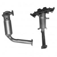 FIAT IDEA 1.2 02/04-07/06 Catalytic Converter BM91539H