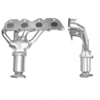 SEAT ALTEA 1.4 05/06-12/10 Catalytic Converter BM91588H
