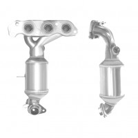 SUZUKI ALTO 1.0 01/09-03/15 Catalytic Converter BM91715H + FK91715C