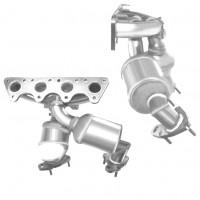 AUDI A3 2.0 05/03 on Catalytic Converter BM91765H