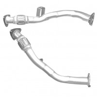AUDI A4 3.0 11/04-06/08 Link Pipe BM50511