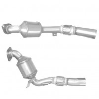 BMW 525d 2.5 05/03-12/06 Catalytic Converter BM80250H