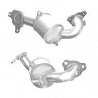 DACIA LOGAN 0.9 10/12-02/15 Catalytic Converter