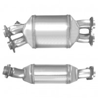 BMW 535d 3.0 09/04-01/07 Diesel Particulate Filter BM11031