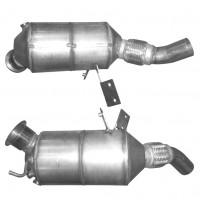 BMW 118d 2.0 09/04-04/08 Diesel Particulate Filter BM11041H