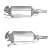 VOLKSWAGEN PASSAT 2.0 12/03-05/05 Diesel Particulate Filter BM11198