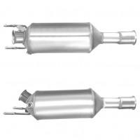 PEUGEOT 4007 2.2 06/10 on Diesel Particulate Filter BM11273H