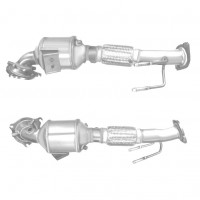 FORD S-MAX 1.6 02/11-04/15 Catalytic Converter BM91996H