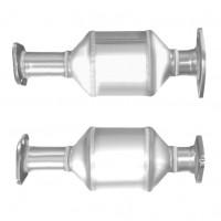 NISSAN NOTE 1.4 12/08-12/13 Catalytic Converter BM92037H