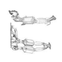 FORD C-MAX 1.6 08/10-06/15 Catalytic Converter BM92040H