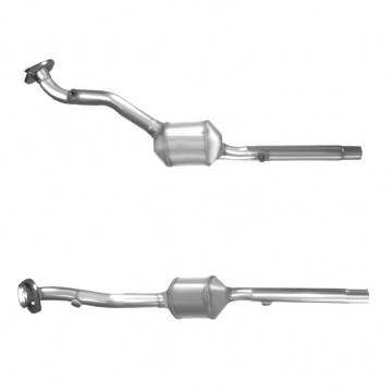 DACIA LOGAN 1.2 10/12-06/16 Catalytic Converter