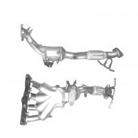MAZDA 3 1.6 06/09-09/14 Catalytic Converter BM92073H
