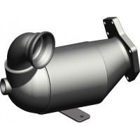 FIAT Multipla 1.9 12/00-03/01 Catalytic Converter FI6021