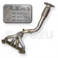 FORD FOCUS 1.6 08/98-09/04 Front Pipe BM70394
