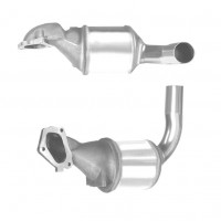 VAUXHALL COMBO 1.3 10/05-11/11 Catalytic Converter BM80478H