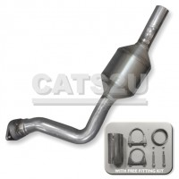 PEUGEOT 807 2.0 06/02-10/06 Catalytic Converter BM80159H