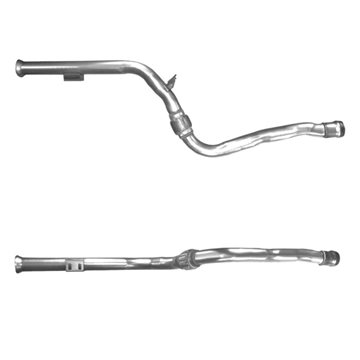 MERCEDES C180 2.1 01/11 on Link Pipe