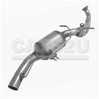 MERCEDES A180 2.0 01/04-12/07 Diesel Particulate Filter