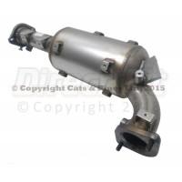 NISSAN Navara 2.5 01/04-12/10 Diesel Particulate Filter DNF017