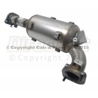 NISSAN Pathfinder 2.5 01/05 on Diesel Particulate Filter DNF017