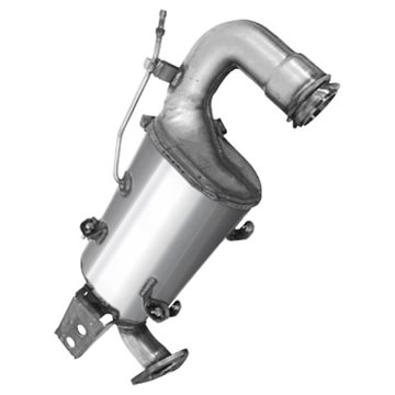 VAUXHALL Insignia 2.0  Diesel Particulate Filter DPF 11/08-12/14