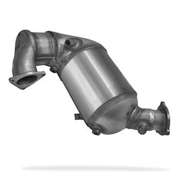 AUDI Q5 Diesel Particulate Filter DPF 3.0 10/08-10/12