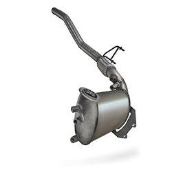 SEAT Altea XL 2.0 10/06-12/10 Diesel Particulate Filter