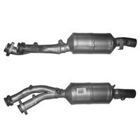FERRARI 550 MARANELLO 5.5 01/96-02/01 Catalytic Converter