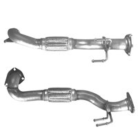 FORD GALAXY 1.9 11/95-03/00 Front Pipe BM70563