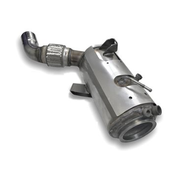 BMW 530d 3.0 Diesel Particulate Filter 09/05-09/10