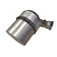 CITROEN DS3 1.6 11/09-07/15 Diesel Particulate Filter BM11188H