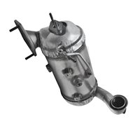 NISSAN JUKE 1.5 01/14-12/16 Diesel Particulate Filter