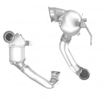 CITROEN C8 2.0 03/06 on Catalytic Converter BM80439H