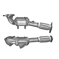 FORD FIESTA 1.6 01/13 on Catalytic Converter BM92066H