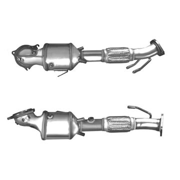 FORD C-MAX 1.6 12/10-06/15 Catalytic Converter