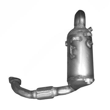 MAZDA 3 1.6 Diesel Particulate Filter 01/10-12/14