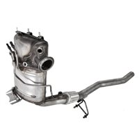 SKODA Superb 2.0 01/08-12/10 Diesel Particulate Filter