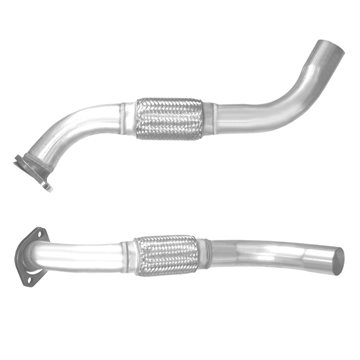 BMW 318d 1.7 12/94-02/02 Front Pipe