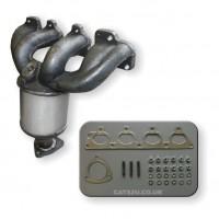 VAUXHALL MERIVA 1.6 01/02-01/06 Catalytic Converter BM91020H