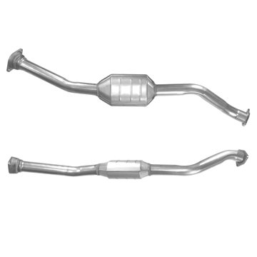 FIAT DUCATO 2.0 02/01-02/01 Catalytic Converter