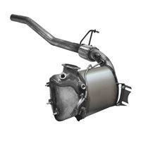 SEAT Altea 2.0 Diesel Particulate Filter DPF 01/07-12/15 - VWF184 VWF184