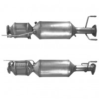 VAUXHALL ANTARA 2.0 08/06 on Diesel Particulate Filter BM11085H