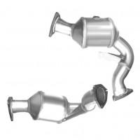 AUDI Q5 3.0 06/12 on Catalytic Converter BM92108H