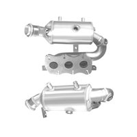 SMART FORTWO 1.0 07/14 on Catalytic Converter BM92197H