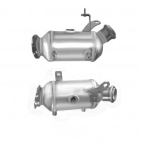 SMART FORTWO 0.9 09/14 on Catalytic Converter BM92220H