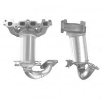 FORD FIESTA 1.6 11/01-09/08 Catalytic Converter BM91299H