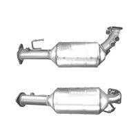 NISSAN NAVARA 2.5 10/06-01/10 Diesel Particulate Filter BM11074
