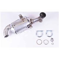 DS DS5 1.6 11/13 on Catalytic Converter CI6096T