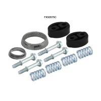 LEXUS CT200H 1.8 04/14 on Catalytic Converter Fitting Kit FK92675C